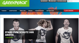 Greenpeace.de - So macht Öko Spaß
